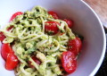 How to make Avocado Pasta