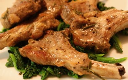 How make Lamb Chops