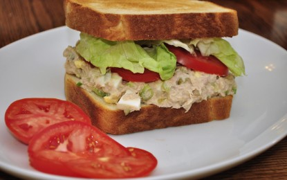 How to make Tuna Salad Sandwich