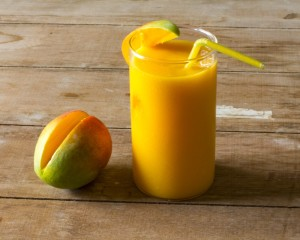How to make a mango Smoothie