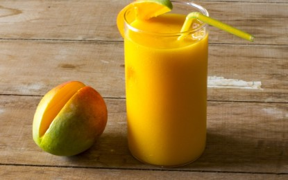 How to make A Mango Lassi/Smoothie