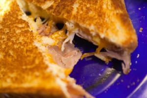 How to make Chicken Sandwich 1