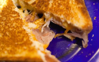 How to Make Chicken sandwich (Fajita Style)